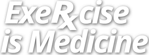 Exercise is Medicine Rx logo